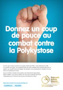 Campagne Européenne de Sensibilisation à la Polykystose Rénale Autosomique Dominante (PKRAD)