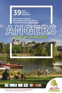 En mai 2017, l'AIRG-France était présente aux 39è Sessions Nationales de l'AFIDTN