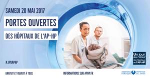 Présence de l'AIRG-France à la  Porte Ouverte APHP Hôpital Necker le 20 mai 2017