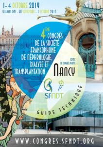 Le congrès de la SFNDT s'est tenu à Nancy du 1er au 4 octobre 2019