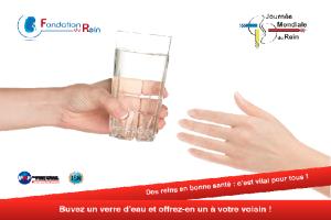 Compte-rendu d'un agenda bien rempli : La Journée Mondiale du Rein