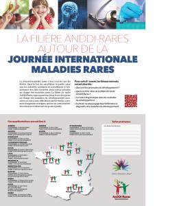 Journée Internationale des Maladies Rares 2016