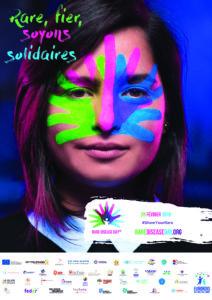 Journée Internationale des Maladies Rares le 28 février 2018