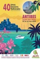 L'AIRG-France était présente à la 40ème session de l'AFIDTN à Antibes Juan-les-Pins