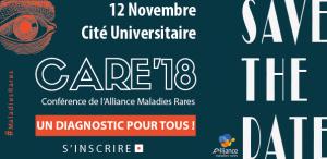 12 novembre 2018 CARE'18 à Paris