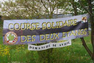 Compte-rendu de la 2ème édition de la Course Solidaire des 2 Etangs à Plerguer.