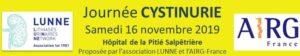 Journée Cystinurie – Hôpital de la Pitié Salpétrière – Samedi 16 novembre 2019