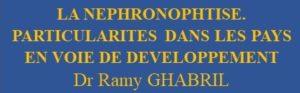 18 mars 2020 La Néphronophtise dans les pays en voie de développement