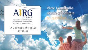 24 octobre 2020 : Journée Annuelle de l'AIRG-France, les vidéos
